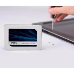 """Crucial MX500 2.5"""" 500 GB..."""
